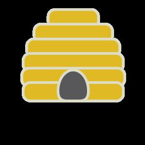 The Apiaries Logo
